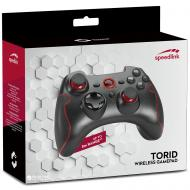 Геймпад Speed Link Torid PC/PS3 Black (SL-6576-BK-02)