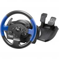 ���� Thrustmaster T150 Ferrari Wheel with Pedals for PC/PS3/PS4 (4160630)