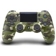 Геймпад Sony PS4 Dualshock 4 V2 Green Cammo (9895152)