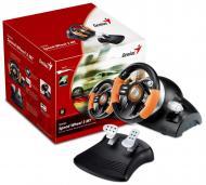 Руль Genius Speed Wheel 3 MT Vibration USB (31620026100)