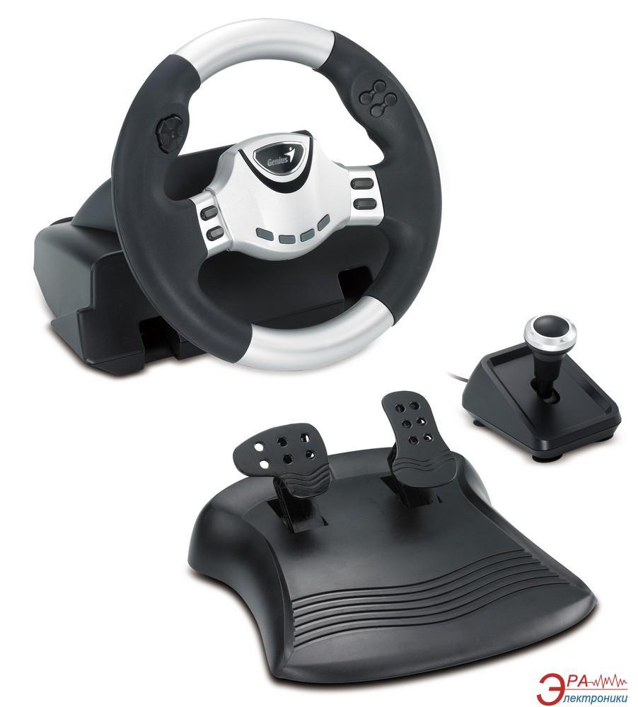 Руль Genius Speed Wheel RV FF USB (31620035100)