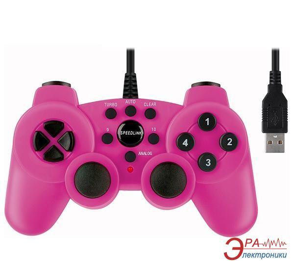 Геймпад Speed Link PC Strike 2 pink (SL-6535-SPI)