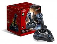 Джойстик Genius MetalStrike Pro 3D Joystick+Vi (31600003100)