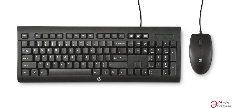 Комплект (клавиатура,мышь) HP Wired Combo C2500 (H3C53AA)