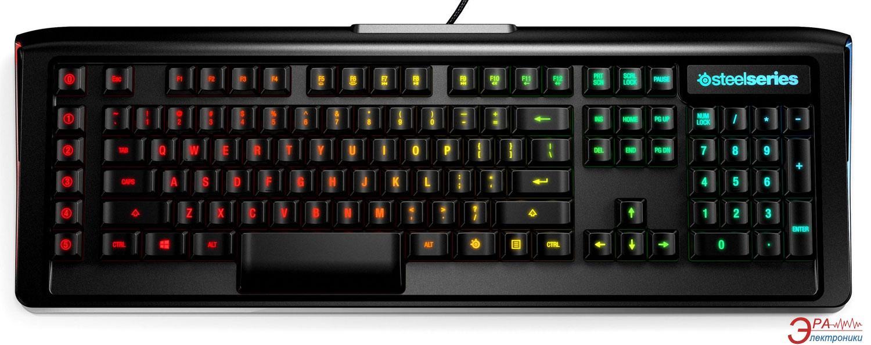 Клавиатура игровая SteelSeries APEX M800 (64173)