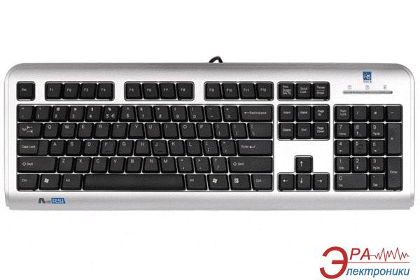 Клавиатура A4Tech LCDS-720 PS/2