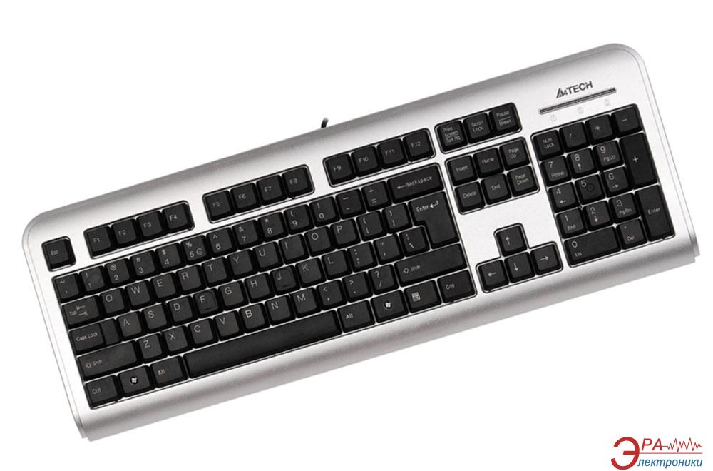 Клавиатура A4Tech LCD-720 USB