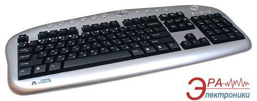 Клавиатура A4Tech KBS-28MU PS/2