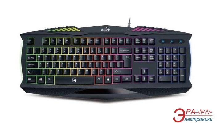 Клавиатура игровая Genius Scorpion K220 (31310475104)