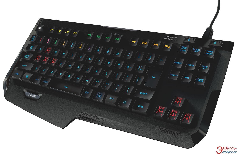 Клавиатура игровая Logitech G410 Atlas Spectrum (920-007752)
