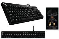 Клавиатура игровая Logitech G610 Orion Brown (920-007865)