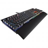 Клавиатура игровая Corsair Mechanical Gaming Keyboard K70 LUX RGB - Cherry MX RGB Red (CH-9101010-EU)