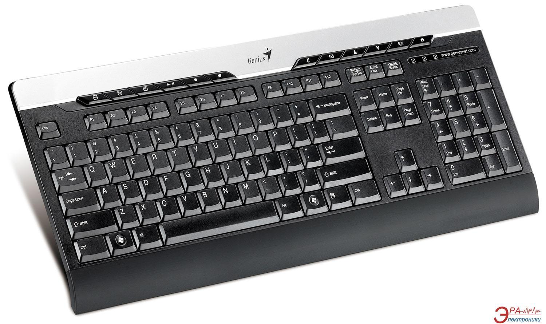Клавиатура Genius SlimStar 220 USB CB (31310308123)