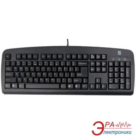 Клавиатура A4Tech KB-720 PS/2 Black