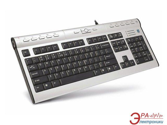 Клавиатура A4Tech KL-7MUU USB