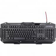 Клавиатура Gembird B-UMGL-01-RU Black