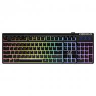 Клавиатура игровая Asus Cerberus Mech RGB RU BLK UBW (90YH0193-B2RA00)