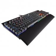 Клавиатура игровая Corsair Mechanical Gaming K70 RGB RAPIDFIRE - Cherry MX Speed RGB (CH-9101014-NA)