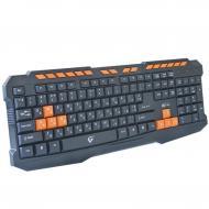Клавиатура игровая Gemix W-250 USB Dark Gray