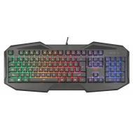 Клавиатура TRUST GXT 830-RW Avonn Gaming Keyboard (21621)