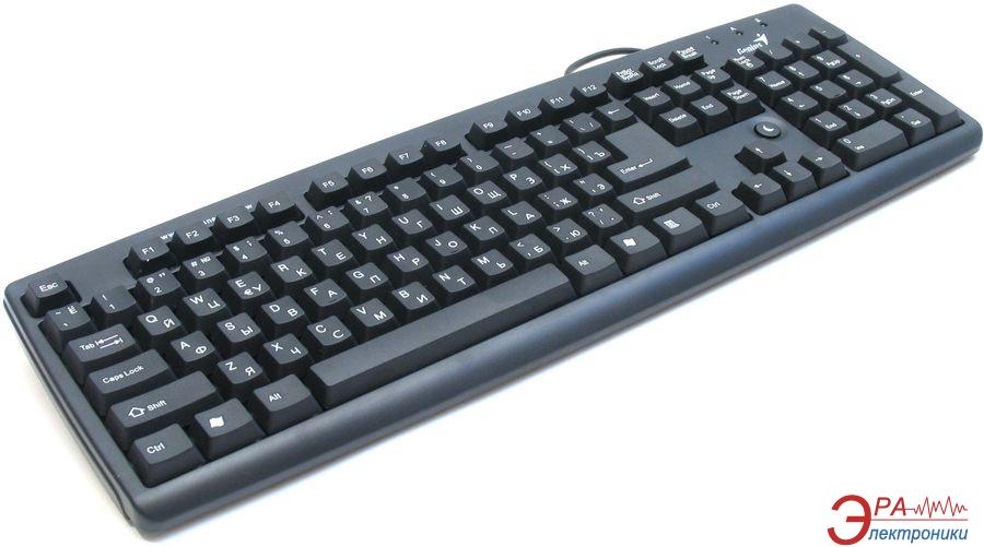 Клавиатура Genius KB-06XE USB (31300017101)