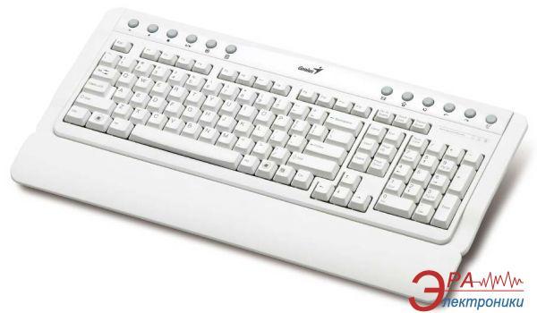 Клавиатура Genius KB-220 USB Slim (31310432100)