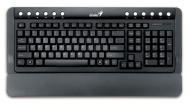 Клавиатура Genius KB-220 PS\2 Slim CB (31310420112)
