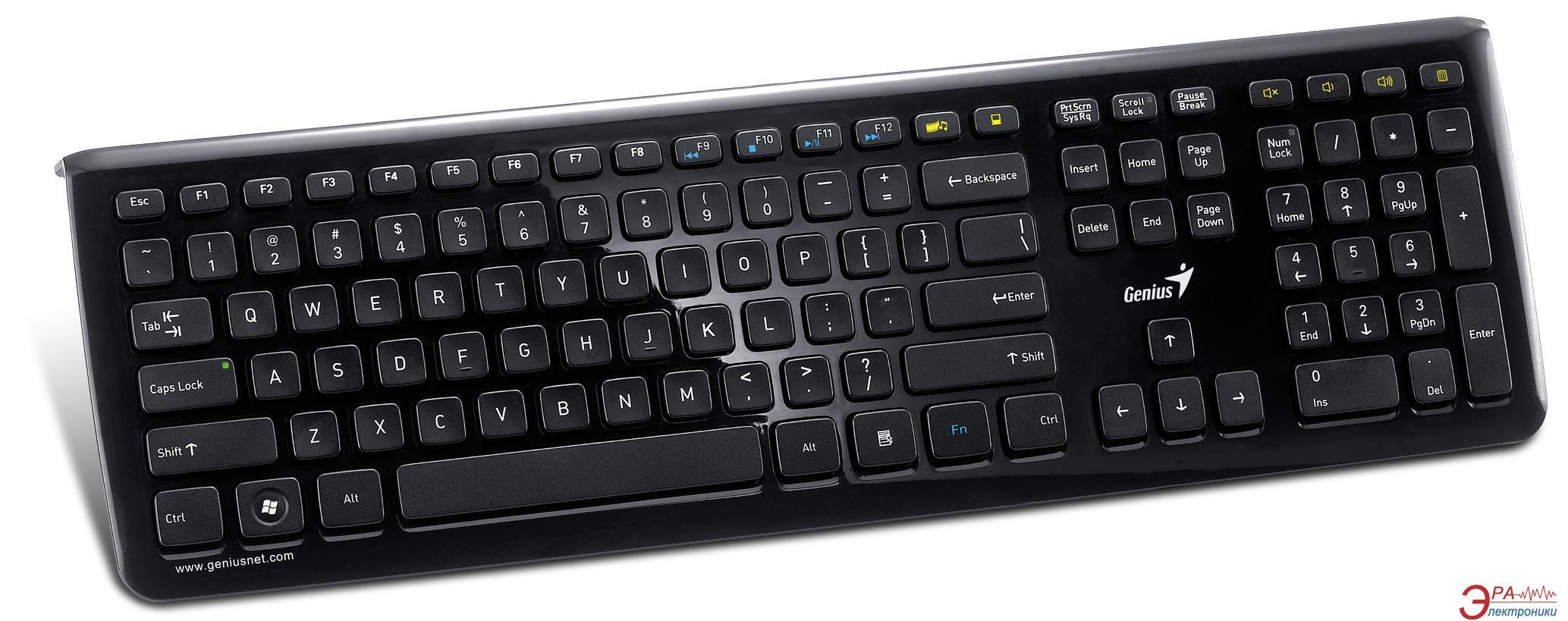 Клавиатура Genius SlimStar i220 USB CB (31310037111)