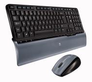 �������� (����������,����) Logitech Cordless Desktop S520 PU (920-001008)