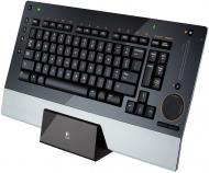Клавиатура Logitech diNovo Edge RUS BT (967685-0112)