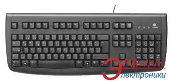 Клавиатура Logitech Deluxe 250 Black USB (967738-0112)