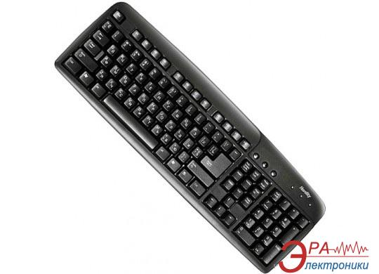 Клавиатура Hardity KB-320 black, USB