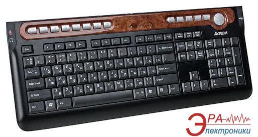 Клавиатура A4Tech KX-6MU USB