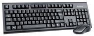 Комплект (клавиатура,мышь) A4Tech WL G3100