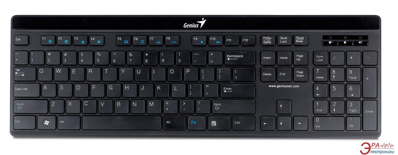 Комплект (клавиатура,мышь) Genius SlimStar i815 (31340032111)