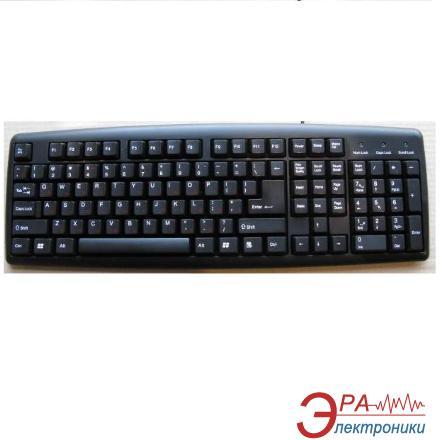 Клавиатура Codegen 1808 Slim USB Black (1808)