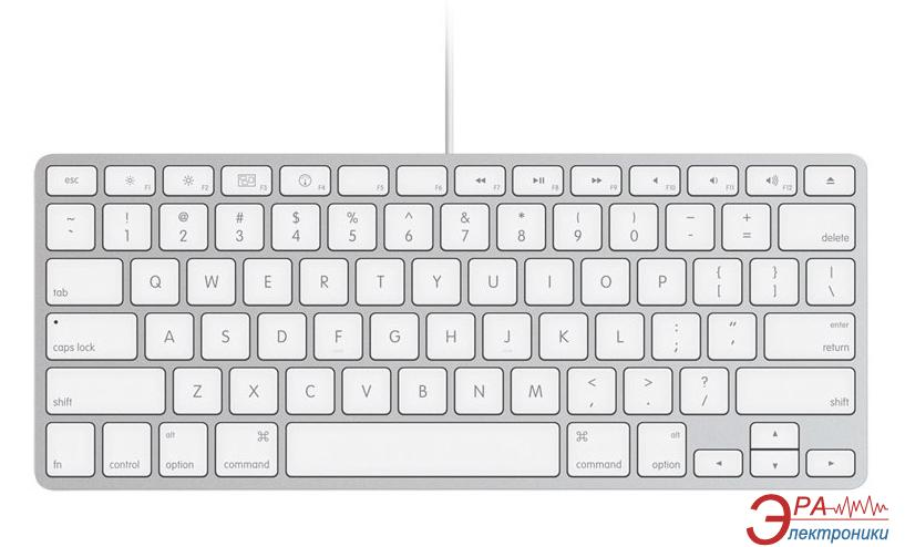 Клавиатура Apple A1243 Keyboard Short (MB869RS/A)