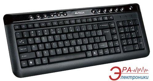 Клавиатура A4Tech KL-40 PS/2 Black
