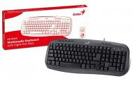 Клавиатура Genius KB-M200 PS/2 (31310049109)