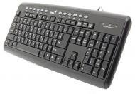 Клавиатура Genius KB-M220 PS/2 Black CB (31310050111)