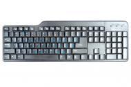 Клавиатура Gemix KB-150FN USB black
