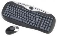 Комплект (клавиатура,мышь) IONE Gemini M1 WL PS/ 2 (567844)