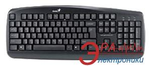Клавиатура Genius KB-110 PS2 RU (31300700101)