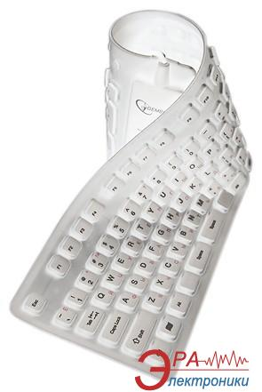 Клавиатура Gembird KB-109F-W-RU White