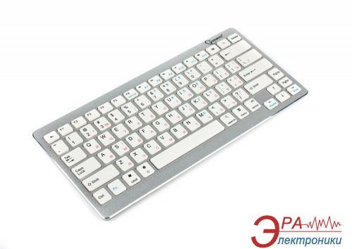 Клавиатура Gembird KB-6411BT-UA White
