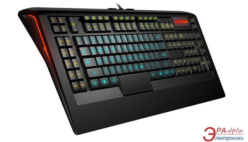 Клавиатура игровая SteelSeries Apex (64157)