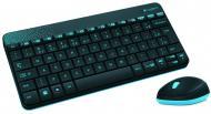 Комплект (клавиатура,мышь) Logitech Wireless Combo MK240 (920-005790)