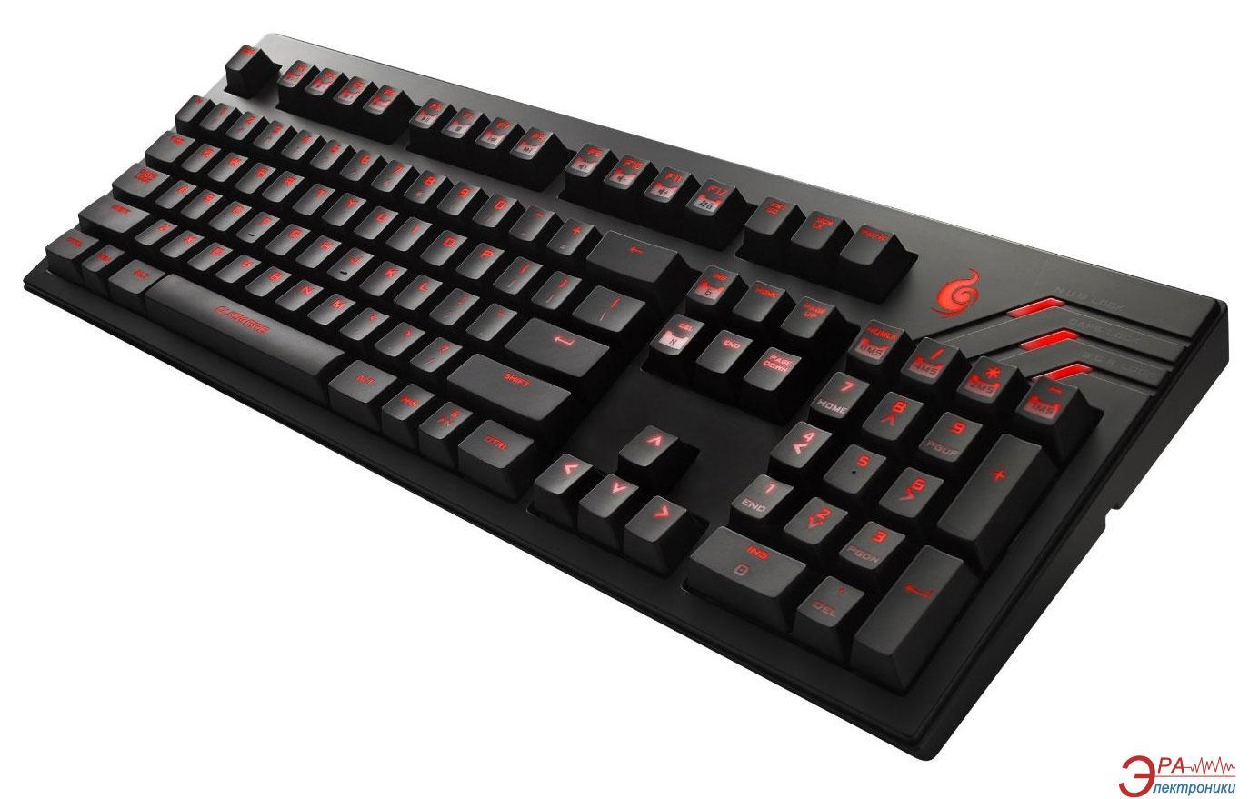Клавиатура игровая Cooler Master QuickFire Ultimate (SGK-4011-GKCL1-RU)