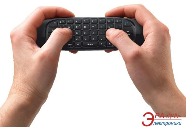 Клавиатура TRUST Wireless keyboard & air Mouse for TV PC PS Media (20050)