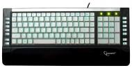 Клавиатура Gembird KB-9630SB-R
